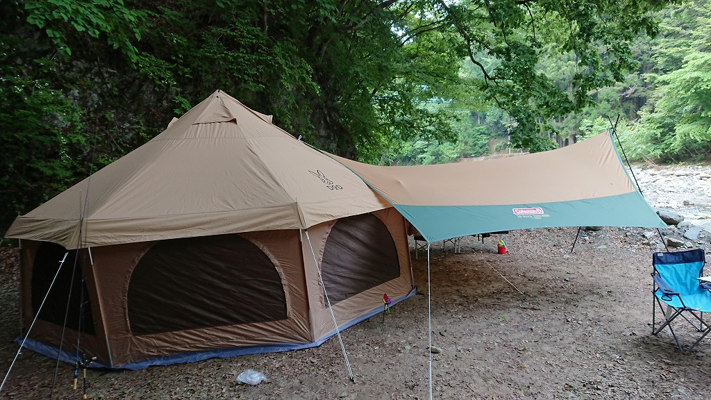 東京 キャンプ
