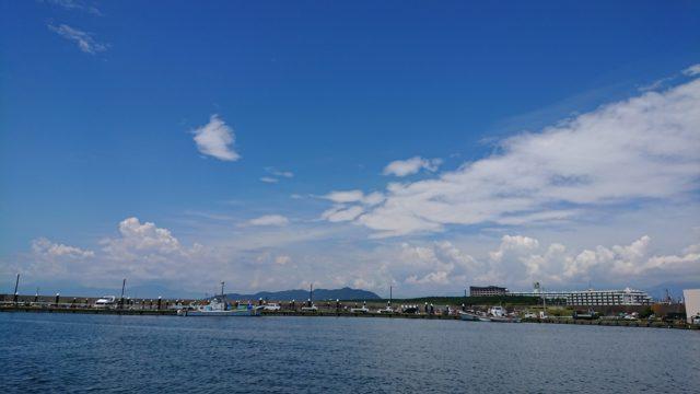 平塚新港釣り